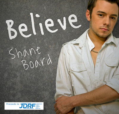 Shane Board - Believe